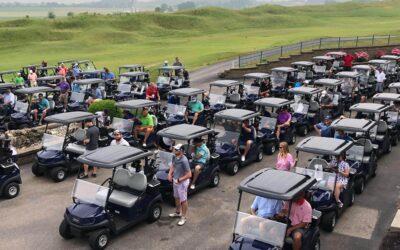Golf Scramble Benefits Teachers and Students